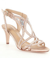 Antonio Melani Taiya Jeweled Dress Sandals