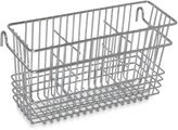 Bed Bath & Beyond Chrome Steel Cutlery Drying Basket