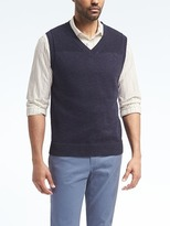 Banana Republic Heritage Sweater Vest