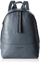 Marc O'Polo Women's Backpack M Backpack Handbags Blue Size: