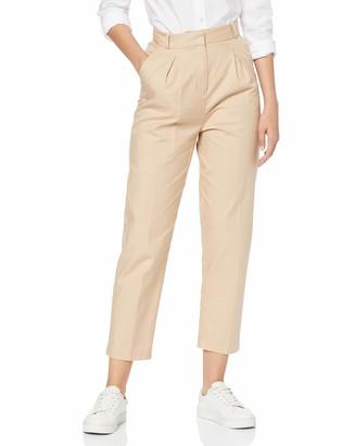 Meraki Amazon Brand Women's Chino Trousers