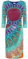 Etro Printed jersey dress