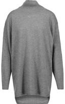 Monrow Cashmere Turtleneck Sweater