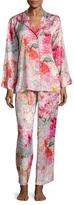 Natori Autumn Notch Pajama Set