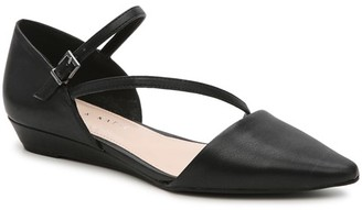 Women's Nonie Flats Black Size 5 Faux Leather From Sole Society