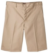 Dickies Young Men's Classic Fit Flat Front Short