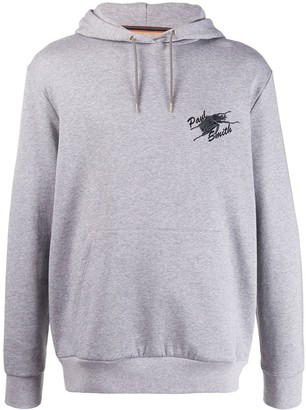 Paul Smith Embroidered Logo Hoodie