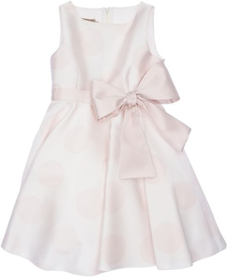 La Stupenderia Mikado Silk Party Dress
