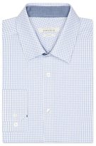 Perry Ellis Slim Fit Gingham Dress Shirt