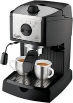 De'Longhi DeLonghi 15 BAR Pump Espresso and Cappuccino Maker - EC155 - Silver/Black
