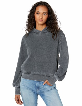 Alternative Women's The Claire Burnout French Terry Pullover Hoodie