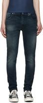 Nudie Jeans Indigo Grim Tim Jeans