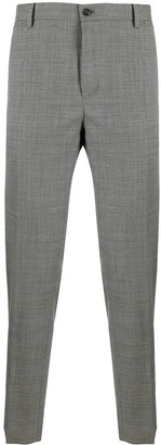 Dolce & Gabbana Plaid Tailored Trousers
