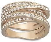 Swarovski Women's Ring Rose Gold Crystal White Size 50 (15.9) – 5184537