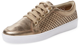 Ava & Aiden Salena Leather Low Top Sneaker