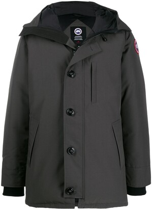 Canada Goose shell down coat