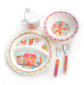Mackenzie Childs MacKenzie-Childs Girls' Gingerbread Dinnerware Box Set