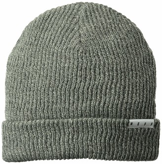 Neff Heather Beanie Hat Cuffed Unisex Softest Comfortable Hat