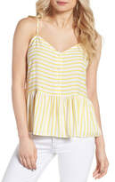 Cupcakes And Cashmere Emmanuel Stripe Tank