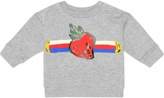 Gucci Kids Baby printed cotton sweater