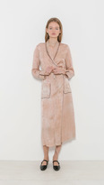 Raquel Allegra Robe Dress