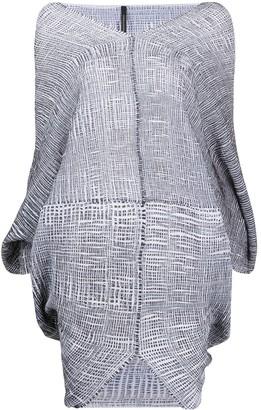Pierantonio Gaspari Oversized Off-The-Shoulder Top