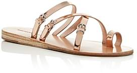 Sigerson Morrison Women's Kaley Toe-Ring Sandals