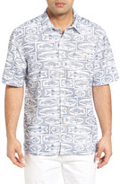 Quiksilver Bump the Stump Sport Shirt