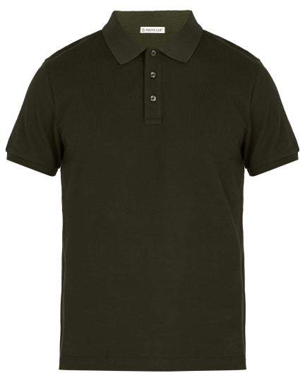 35561180f Mens Polo With Appliques - ShopStyle