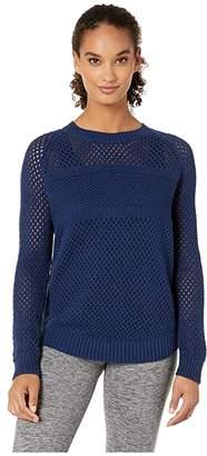 Prana Kokimo Sweater (Blue Anchor) Women's Sweater