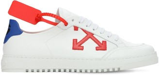 Off-White 20mm 2.0 Leather Low Sneaker