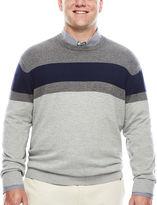Izod Fieldhouse Crew Sweater