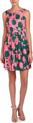 Boden Silk-Blend Dress