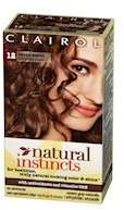 Clairol Natural Instincts Haircolor, Toasted Almond Light Golden Brown 12-1 Application Hair Color