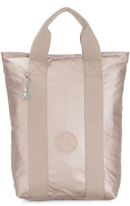 Kipling Dany Metallic Convertible Tote Backpack