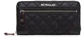 MZ Wallace Crosby Long Wallet