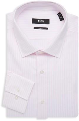 HUGO BOSS Jenno Slim-Fit Dress Shirt
