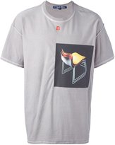 A-Cold-Wall* front print T-shirt