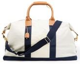 J.Mclaughlin Large Sailcloth Duffle Bag