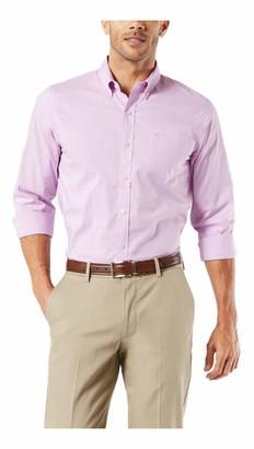 Dockers Long Sleeve Button Up Perfect Shirt