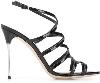 Sergio Rossi Godiva open-toe sandals