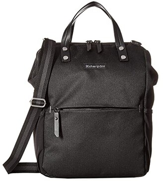 Sherpani Dispatch (Raven) Cross Body Handbags