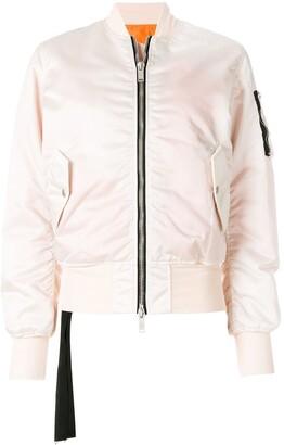 Unravel Project basic bomber jacket
