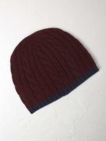 White Stuff Ralph cable hat