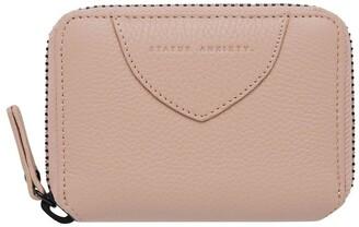 Status Anxiety SA1715 Wayward Zip Around Wallet