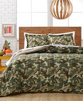 Pem America Camo 3-Pc. King Comforter Set