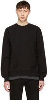 Paul Smith Black No Zebra Sweatshirt