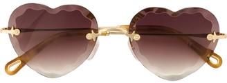 Heart-Shape Sunglasses