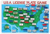 Melissa & Doug Kids Toy, U.S.A. License Plate Game