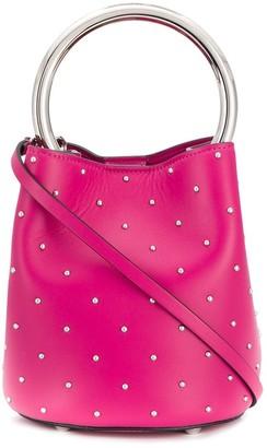 Marni Pannier studded bag